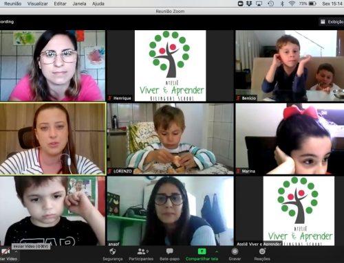 Projeto Imbé promove educação ambiental no ambiente virtual