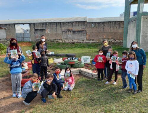 Projeto Imbé, de educação ambiental, volta ao modelo presencial nas escolas